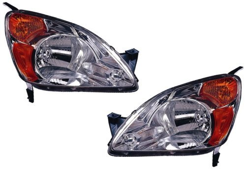 2003 honda crv headlight assembly - 4