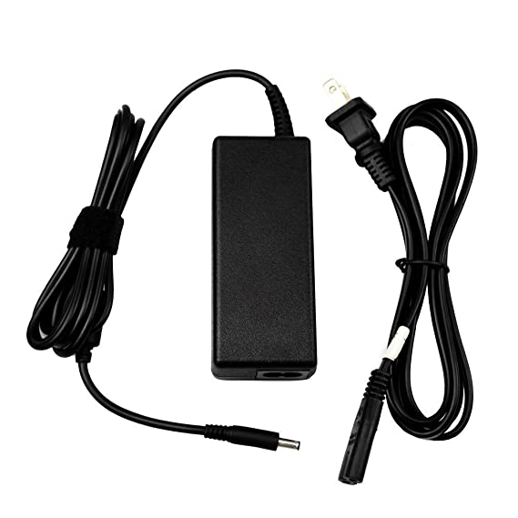 Amazon.com: AC Charger for Dell Inspiron 5558 3552 i3552 15 Laptop Power Supply Adapter Cord: Computers & Accessories