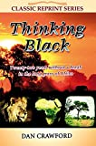 img - for Thinking Black book / textbook / text book