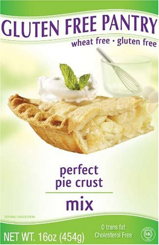 ... ♥ Gluten Free Products ♥ The Gluten Free Pantry Pie Crust Mix