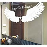 custom vinyl lettering ik1176 wall decal sticker wings bedroom 1176