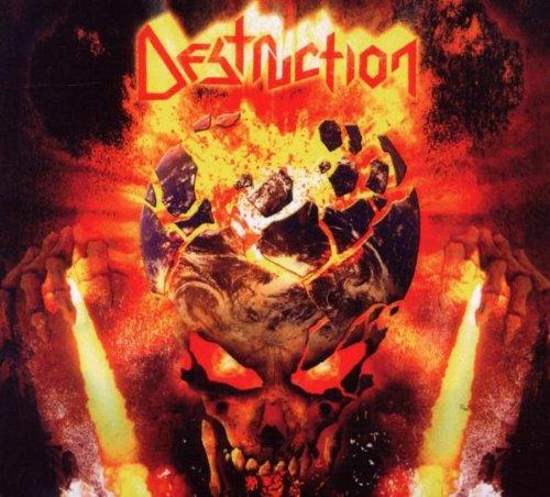 Destruction: The Antichrist Remastered+Bonus Track (Audio CD)