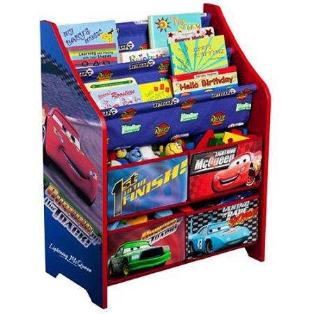disney cars book organizer - 9