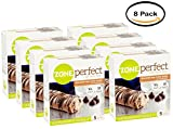 Cheap PACK OF 8 – ZonePerfect Cookie Dough Nutrition Bars, Chocolate Chip, 5-pack
