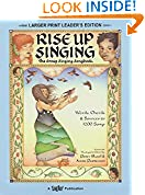 #4: Rise Up Singing : The Group Singing Songbook: (larger print leader's edition)