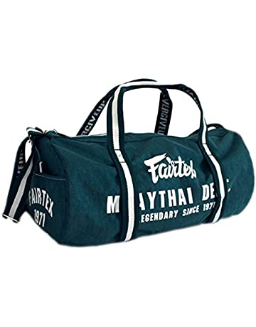 1cf6c6b089 Fairtex BAG9 Retro Style Barrel Bag Thai Boxing Heavy Gym Bag Myay Thai MMA