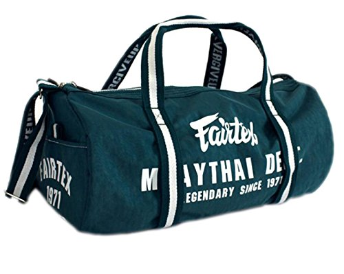 Bolsa de deporte Fairtex retro Muay thai