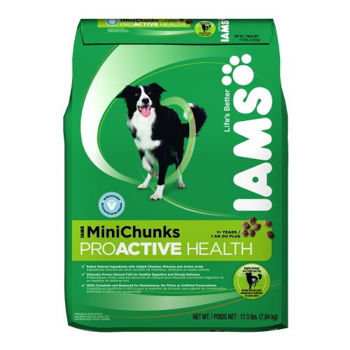 ProActive Health Adult Dog MiniChunks, 17.5-pound, My Pet Supplies