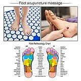 Lotus Acupressure Mat and Pillow Set, Yoga