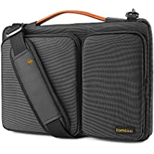 "tomtoc Original 360° Protective Laptop Shoulder Bag Compatible with 2018 New MacBook Air - 13.3"" Retina Display 