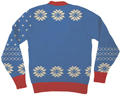 Smurfs christmas sweater