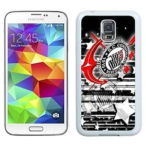 Corinthians White Best Sale Fantastic Samsung Galaxy S5 Cover Case