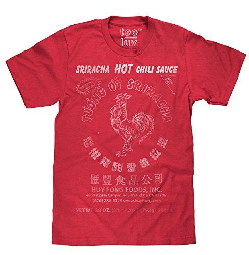 Sriracha Chili Sauce Touch Tee product image