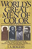World's Great Men of Color, J. A. Rogers, 0684815826