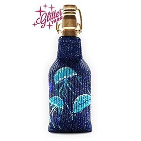 FREAKER Fits Every Bottle Can Beverage Insulator, Stops Bottle Sweat, Jelly Fish Good Fellow Fella