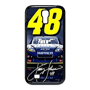 CTSLR NASCAR Jimmie Johnson Protective Hard Case Cover Skin for Samsung Galaxy S4 I9500-1 Pack- 1