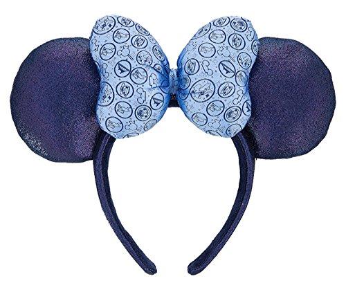 Disney Parks Icons Minnie Mouse Ears Headband (Mickey Icon Ears)