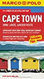 Cape Town (Wine Lands, Garden Route) Marco Polo Guide, Marco Polo Publications Staff, 3829707037