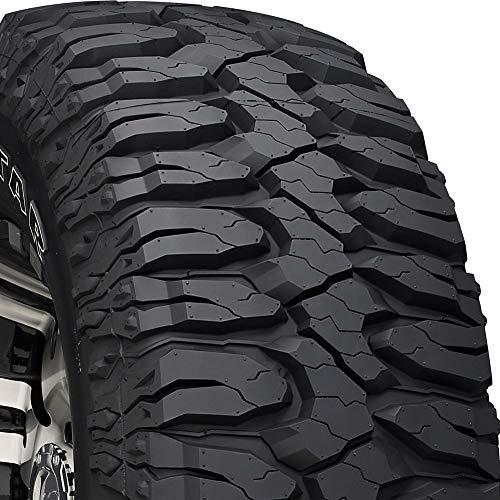 Milestar PATAGONIA M/T Cruiser Radial Tire-LT285/55R20 122Q 10-ply (Best Light Truck All Terrain Tires)