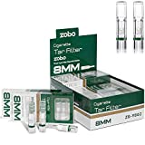 ZOBO Disposable Cigarette Filters Three-Layer