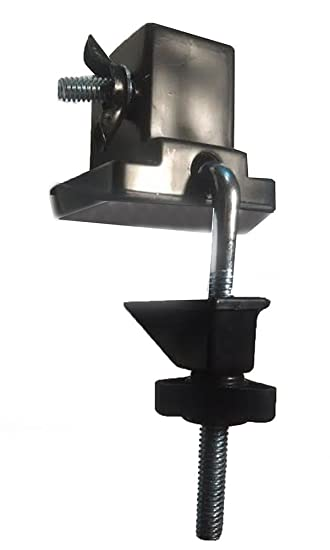 indoor bay clamp led lamp the depot b black lighting compressed n desk lamps light hampton home