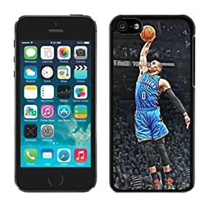 Lmf DIY phone caseNEWCustom Design Cover Case For iphone 5c Generation Oklahoma City Thunder Russell Westbrook 5 Black Phone CaseLmf DIY phone case