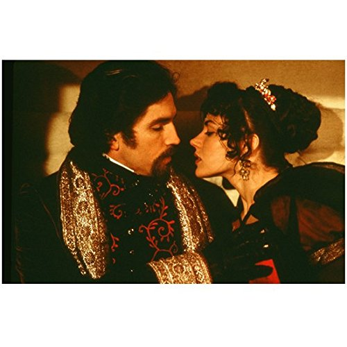 (Jim Caviezel as Edmond Dantes in The Count of Monte Cristo with Woman 8 x 10 inch photo)