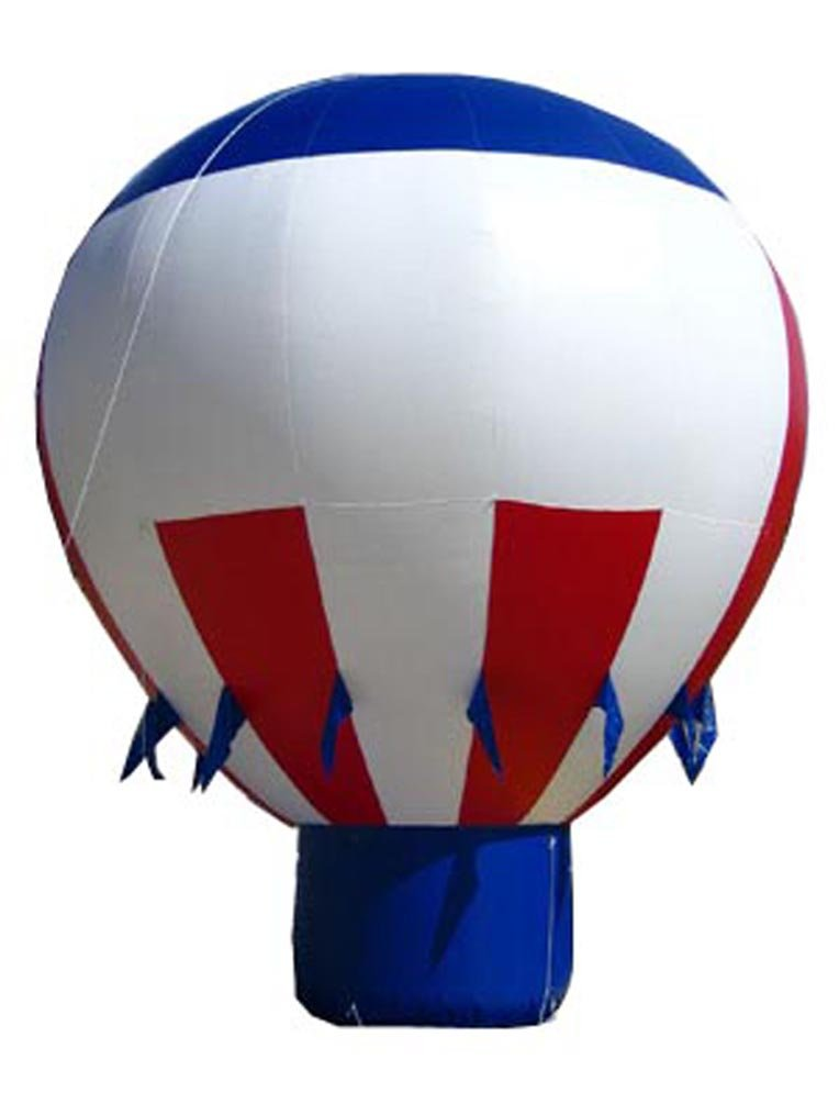 LookOurWay Giant Balloon, Red/White/Blue, 26-Feet by LookOurWay