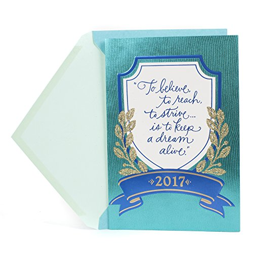 Hallmark Graduation Greeting Card (Happy For You)