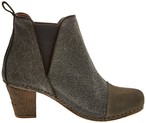 Art 1272T Wax Ca I Meet, Women's Ankle Boots Black (Carbon Carbon)