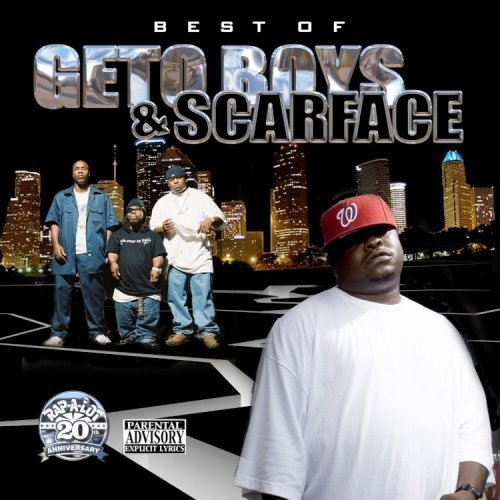 Best of the Geto Boys & Scarface by Rap-a-Lot (2008-09-16) - Amazon