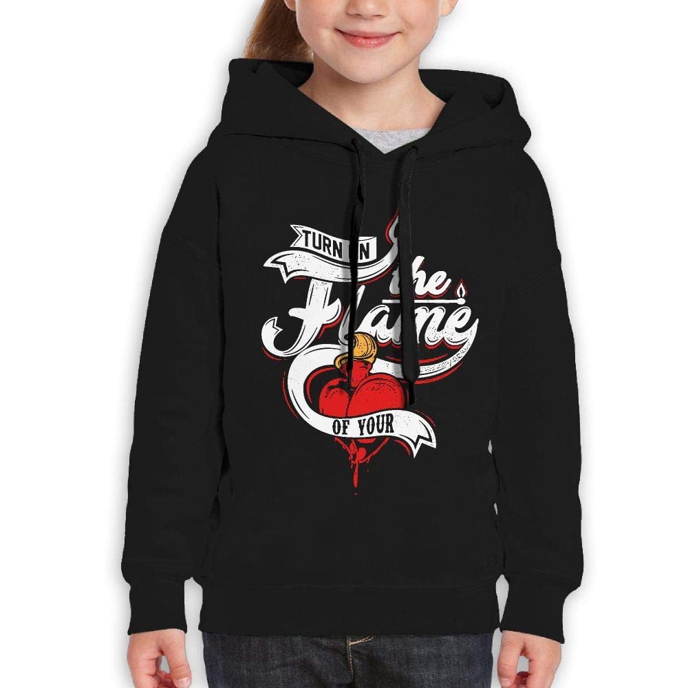 Yishuo Youth Limited Edition Fashion Travel Hoody S Black