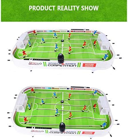 Mini mesa de futbolín para niños, mesa de billar, accesorios de ...