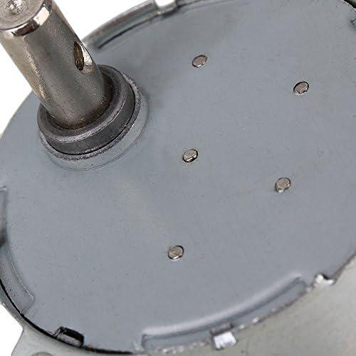 Amazon.com: CNBTR TYC-50 15-18 RPM AC110 V 4 W CW/CCW motor ...