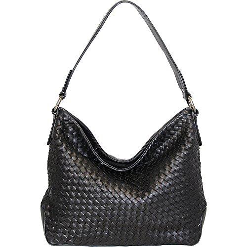 nino-bossi-daisy-bloom-shoulder-bag-black