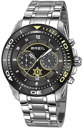 Original BREIL Reloj Edge Hombre Cronógrafo 10 ATM - tw1290: Amazon.es: Relojes