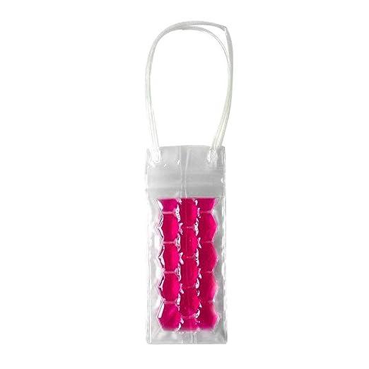 Candybarbar Botella de vino Congelador Bolsa Enfriador de ...
