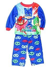 AME 2-Pc. Pj Masks Pajama Set, Toddler Boys (2T-4T)