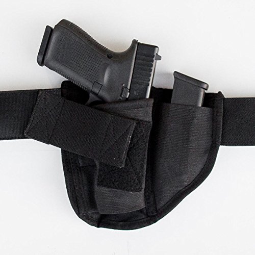 Brave Response Appendix Gun Holster for Concealed Carry – Belly Band IWB Holster Fits ALL CCW Handguns Pistols Revolvers – Men and Women (Right Handed) Review