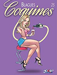 Blagues Coquines, Tome 25 :