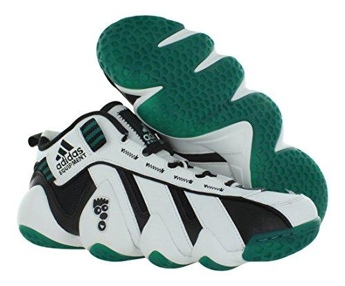 Scarpe Da Uomo Adidas Eqt Key Trainer Taglia Nero / Bianco / Verde