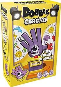 Asmodee Dobble - Chrono Show - Juegos de Cartas (6 año(s), 5 ...
