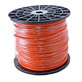 500ft Spool of 20awg Balanced Pro Audio microphone Wire for XLR TRS 2 Conductor - Orange