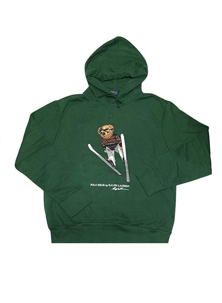 Sweatshirt Polo Ralph Bear Lauren Top Dealsamp; Lowest Price qzUSMVpG