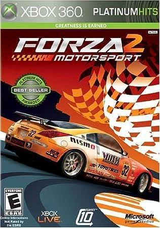 Forza Motorsport 2 (Xbox 360): Amazon.es: Electrónica