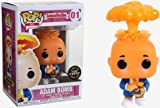 Funko Adam Bomb Chase Edition POP! Garbage Pail Kids Vinyl Figure - .45mm Pop Protector Included