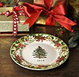 Spode 1667228 Annual Collector Plate, Green