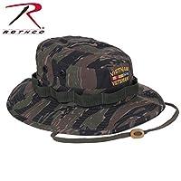 Rothco Vietnam Veteran Boonie Hat Tiger Stripe 7.25