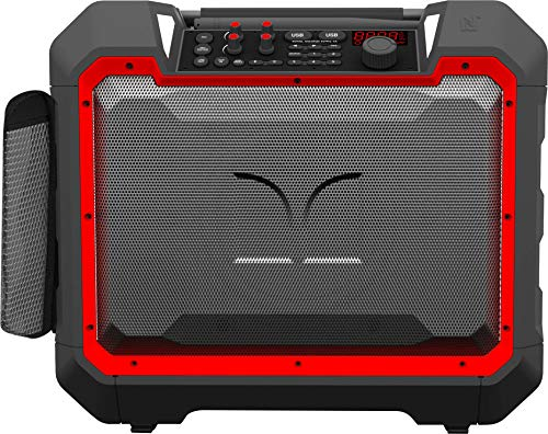 Monster Rockin' Roller 4 | Outdoor Bluetooth Wireless Speaker