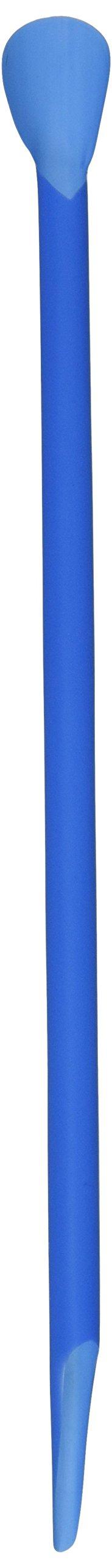 LevGo 17211 smartSpatula Disposable Polypropylene Laboratory Spatula, 210 mm (Pack of 300) by LevGo